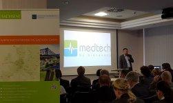 Dr. Ulf Martin (Leichtbau-Zentrum Sachsen GmbH) sprach zum Thema